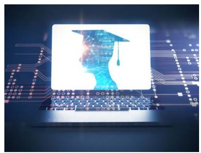疫情期间,网络课程促使学生不断展开头脑风暴
