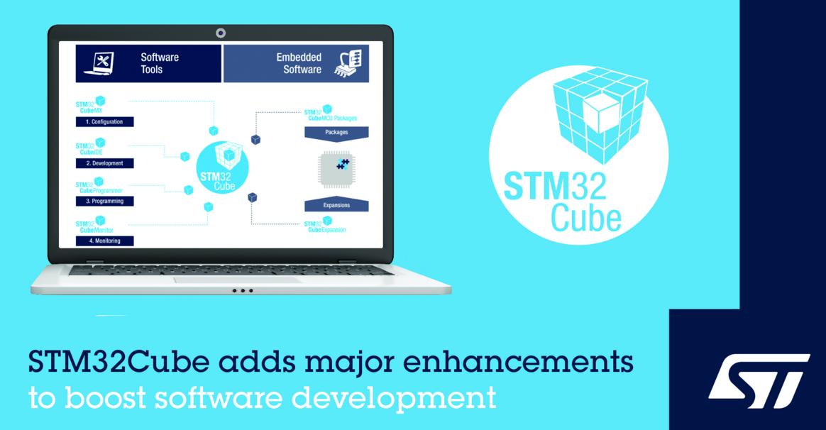 STM32Cube生態系統增添新功能,讓用戶更輕松篩選軟件