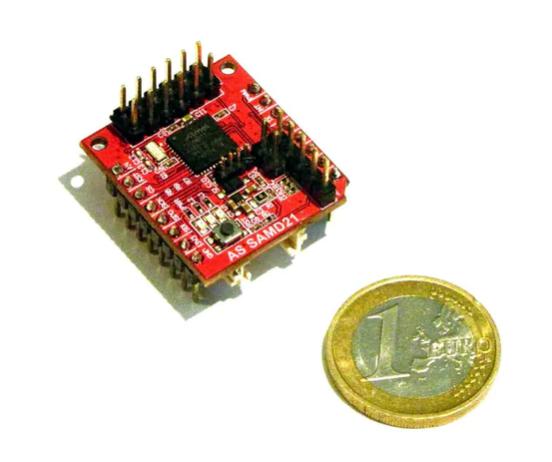 Bokra推出最小的MikroBUS标准SAMD21开发板