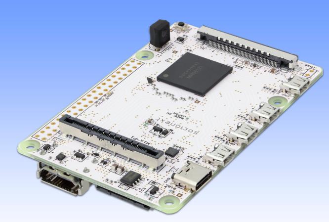 Socionext推出cecTalker HDMI控制模块
