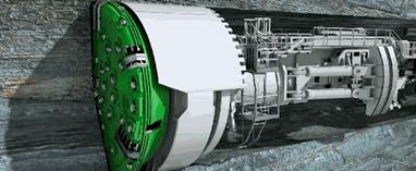 Leica激光跟踪仪助力盾构机驱动箱精确运转