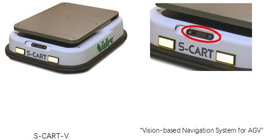 """日本电产无人搬运车""""S-CART""""可在仓库内自由穿梭"""