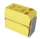 基美电子新型钽聚合物电容器可实现出色的电容稳定性
