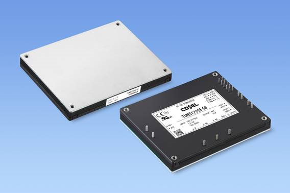 COSEL推出高功率密度板载AC/DC电源模块