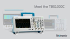 泰克入门级解决方案产品又添新军,数字存储示波器问市