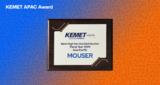 恭喜<font color='red'>贸</font><font color='red'>泽</font>荣获KEMET 2020亚太区优质服务分销商奖