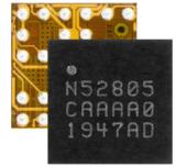 <font color='red'>Nordic</font> 蓝牙5.2 SoC可为小型两层PCB设计节省成本