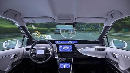 安富利:自动驾驶将重新定义未来出行