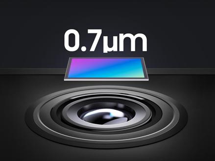 三星全新HM2等四款图像传感器亮相,支持三倍无损变焦
