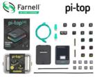 e络盟发售新型可编程计算设备pi-top计算机