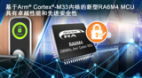 瑞萨基于Arm Cortex-M33 <font color='red'>RA</font>6M4 MCU产品群赋能物联网