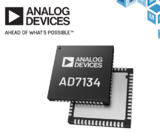 Analog Devices AD7134精密无混叠ADC<font color='red'>贸</font><font color='red'>泽</font>开售