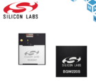 Silicon Labs新款Wireless Gecko Series 2模块贸泽开售