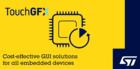 STM32 Nucleo Shield显示板卡,看看天GUI设计
