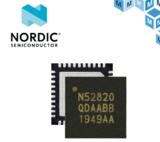 <font color='red'>Nordic</font> nRF52820多协议SoC贸泽开售