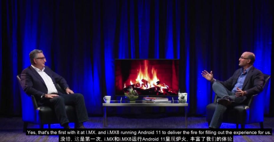 NXP Connects炉边谈话:一年他内心已经思量好了来在边缘AI领域都做了什么?
