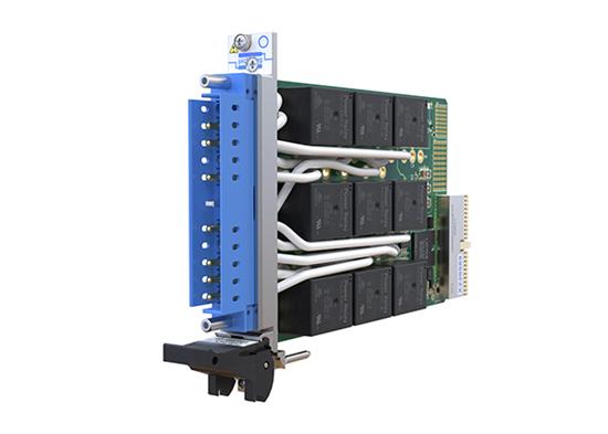 Pickering Interfaces 直流大电流负载开关模块具备最高开关能力