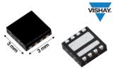 Vishay推出40 V MOSFET半桥<font color='red'>功率</font>级,<font color='red'>功率密度</font>和效率大幅提升