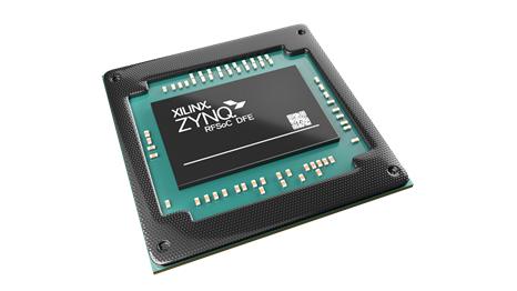 Xilinx推出Zynq? RFSoC DFE, 實現5G NR 無線最佳技術