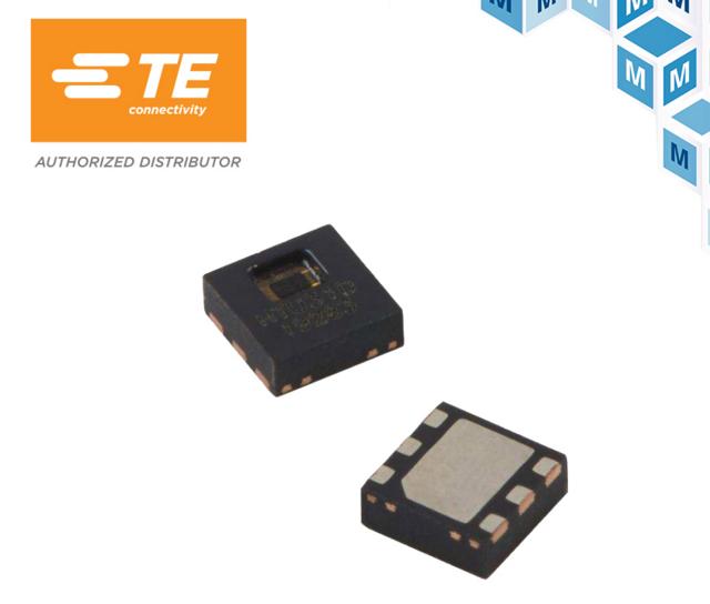 TE 高精度溫濕度傳感器貿澤開售