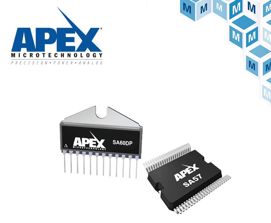 贸泽与Apex Microtechnology签署全球分销协议