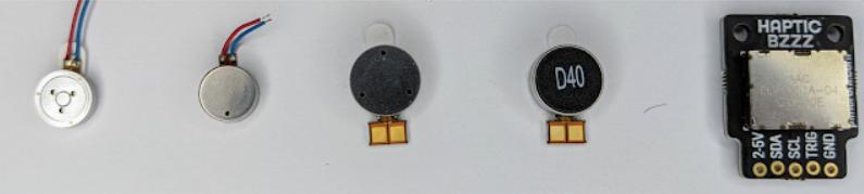 谷歌开发出将线性谐振执行器变成触摸传感器