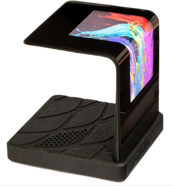 FlexEnable为亚洲显示器制造商引入OLCD技术,大大提高产能