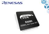 为工业应用提供更高安全性,<font color='red'>Renesas</font> RA6M4 MCU贸泽开售