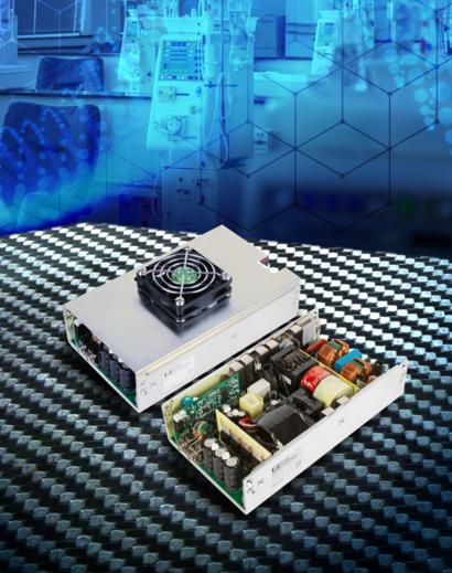 XP Power推出全新500W class II应用电源