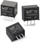 伍尔特电子推出28V和42V版本MagI³C FDSM系列电源模块