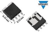 <font color='red'>Vishay</font>推出N通道60 V MOSFET,提高开关模式电源效率