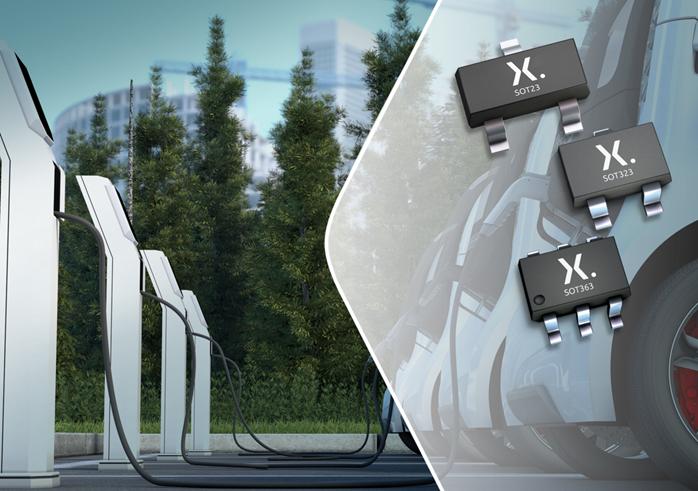 Nexperia推出80 V RET系列,可完全避免尖峰和脉冲的影响