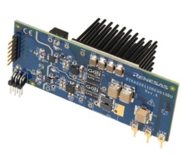 GaN Systems推出两款具650V GaN半桥评估板