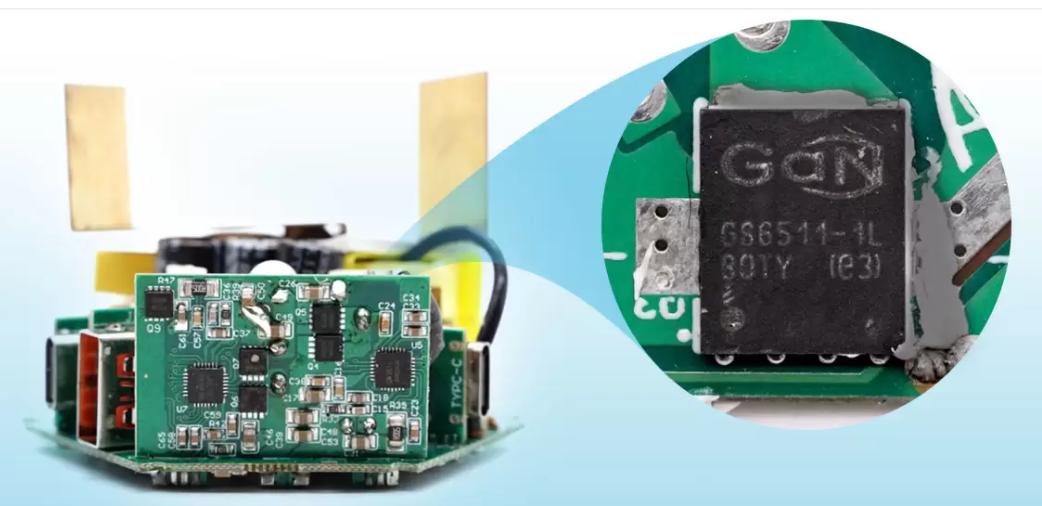 飞利浦65W GaN充电器采用GaN Systems芯片