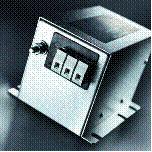 SCHURTER三相双级电源滤波器,具有卓越宽带滤波器衰减性能