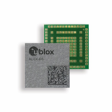 u-blox 推出微型蜂窝通信模块,集成蜂窝+<font color='red'>GNSS</font>技术