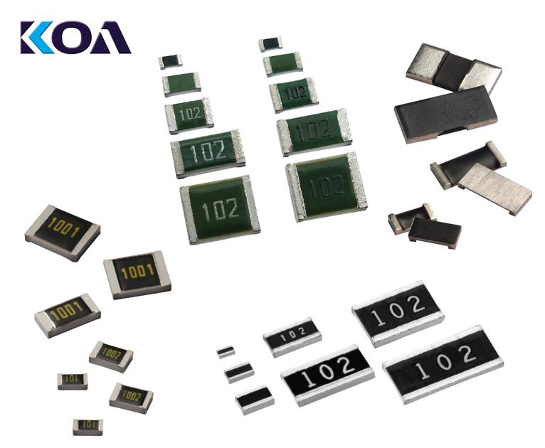 KOA系列gao品质无yuan元件eluo盟开售