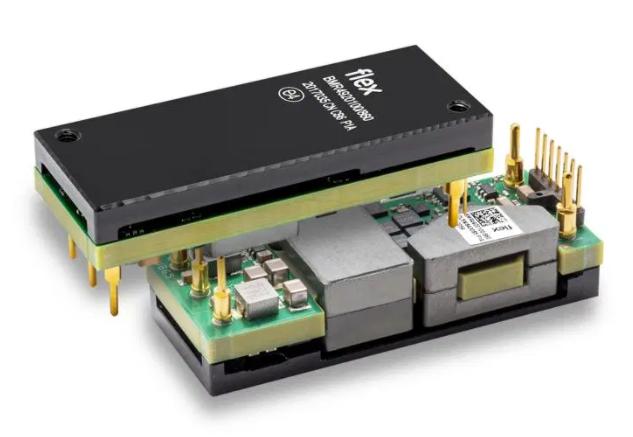 Flex推出BMR492系列1100W砖式DC/DC电yuan模块