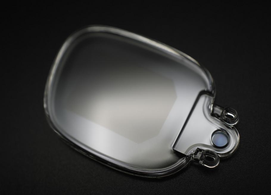 Luxexcel联手WaveOptics演示AR处方镜片解决方案