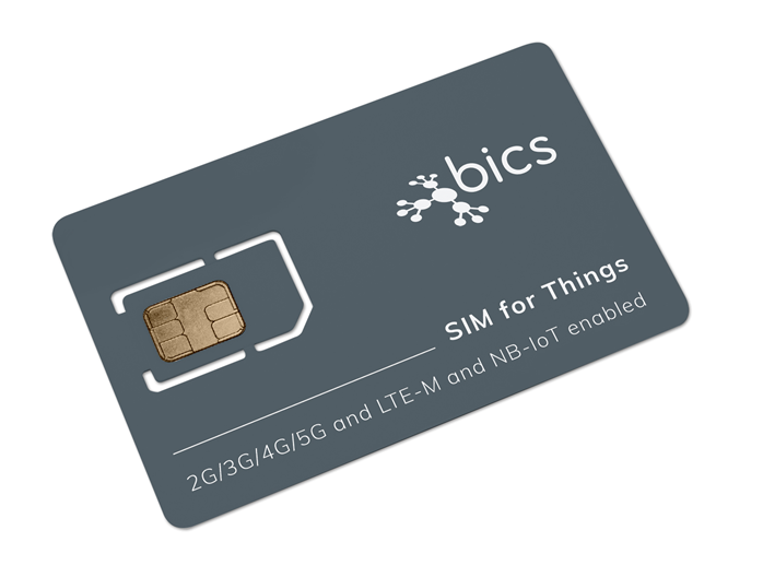 BICS新一代连接方案增jia5G跨境连接