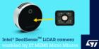 ST MEMS微鏡賦予Intel RealSense?LiDAR更高的掃描性能