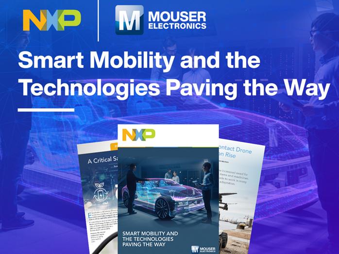 貿澤電子聯手NXP推出全新智能運輸解決方案電子書