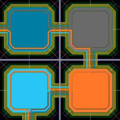 X-FAB改進180nm傳感器工藝,提升光電二極管響應速度