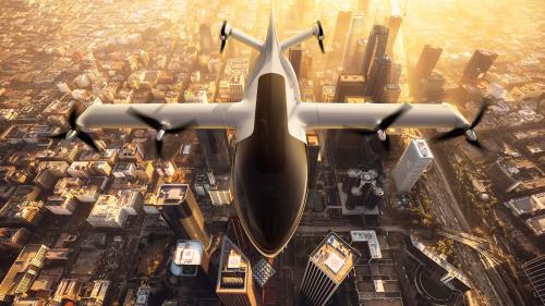 空中汽車能否實現?電裝描繪未來出行新藍圖