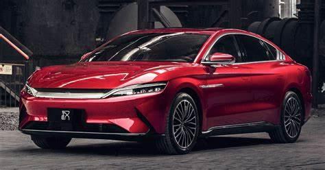 比亞迪 2020 年總收入1566 億,汽車竟是賠錢貨