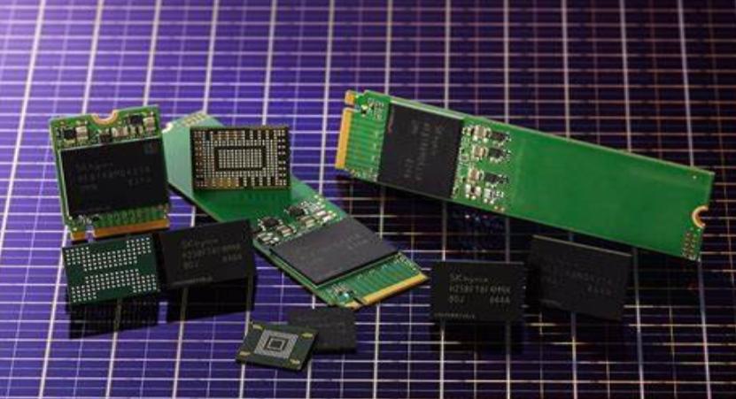 SK hynix 3D NAND技術正在加速進化