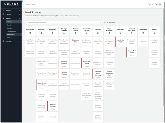派拓网络进一步拓展云原生安全平台Prisma Cloud功能