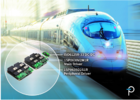 PI推出軌道交通應用新款SCALE-2即插即用型門極驅動器