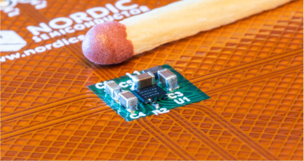 Nordic推出微小封装、超低IQ电源管理IC