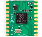 e络盟开售Raspberry <font color='red'>Pi</font>自研芯片RP2040